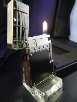 S. T. Dupont Gatsby Lighter French Line Limited Edition Feuerzeug/briquet