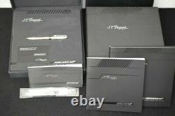 S. T. Dupont James Bond 007 Edition Limitée Ballpoint Pen Paradum Avec Boîte Japon