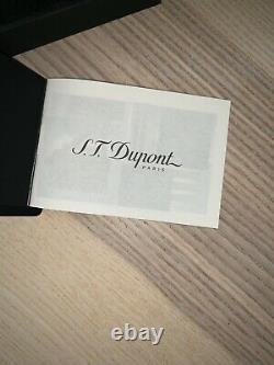 S. T. Dupont James Bond 007 Key Ring Edition Limitée