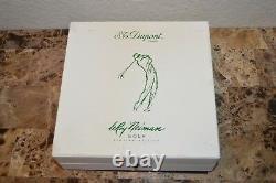 S. T. Dupont Leroy Neiman Edition Limitée Rollerball Pen Golf 219/400 St