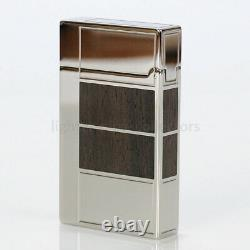 S. T. Dupont Lighter Inspiration Nature Limited Edition, Ebony (2002) New In Box