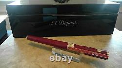 S. T. Dupont Limited Edition Stylo De Fontaine De Chèvre 141197 Vente Au Détail 2 380,00 $ Offres