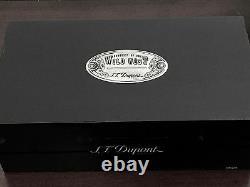 S. T. Dupont Limited Edition, Wild West Line D Rollerball Pen, 412065, Nouveau En Boîte