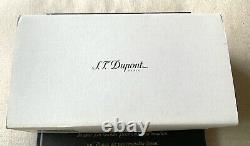 S. T. Dupont Line D Edition Limitée Tony Stark Rollerball Stylo À Bille