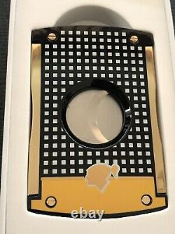 S. T. Dupont Maxijet Cigar Cutter Cohiba Limited Edition (003510) Brand New