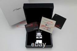 S. T. Dupont Nuevo Mundo L2 Feuerzeug Lighter Limited Edition / 500 Palladium