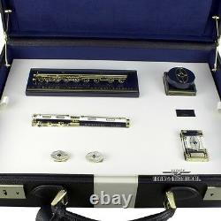 S. T. Dupont Orient Express Prestige Limited Edition 6pc Collector Set