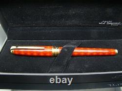 S. T. Dupont Paris Vertigo 2 Edition Limitée Rollerball Pen 319/400