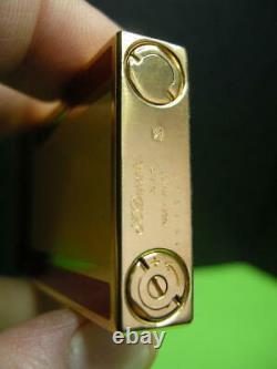 S. T. Dupont Paul Garmirian Lighter Edition Limitée Briquet Accendino Feuerzeug