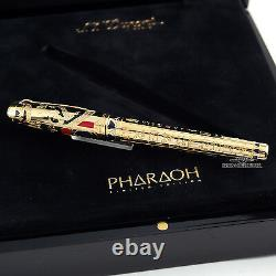 S. T. Dupont Pharaoh Limited Edition Fountain Pen M #1315/2575