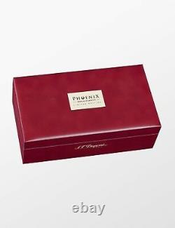 S. T. Dupont Phoenix Renaissance Edition Limitée Rollerball Pen 242035 Nouveauté En Boîte