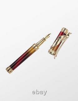 S. T. Dupont Phoenix Renaissance Limited Edition Fountain Pen, 241035, Inb