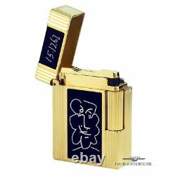S. T. Dupont Picasso Line 1 Limited Edition Pocket Lighter
