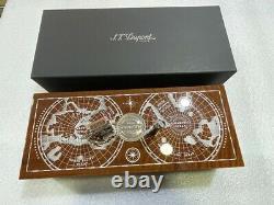 S. T. Dupont Prestige Seven Seas Line 2 Lighter Edition Limitée New In Box