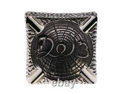 S. T. Dupont Snake Feuerzeug & Aschenbecher IM Set Bronze Limited Edition Neu