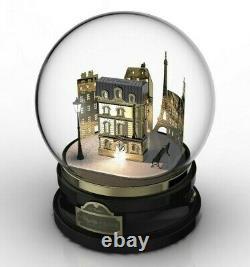St Dupont De Paris Avec Love Edition Limitée Stylo De Fontaine Or 241610 W Globe