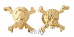 St Dupont Disney Pirates Of The Caribbean Limited Edition Cufflinks Or 5101pc