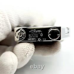 St Dupont- Edition Limitée Wempe Très Rare Seulement 25 Pcs Lighter