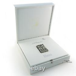 St Dupont Gatsby Medici Edition Limitée Lighter #0015/2420 Vault Kept