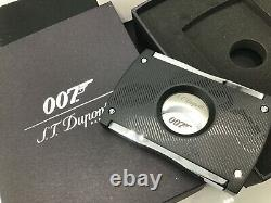 St Dupont James Bond 007 Cigar Cutter Limited Edition Double Guillotine 003416