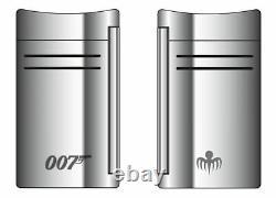 St Dupont James Bond Spectre 007 Maxijet Limited Edition Lighter 20162n Nouveau