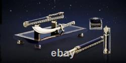 St Dupont Prestige 1001 Nights Collector 3 Piece Limited Edition Fountain Pen