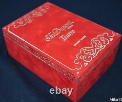 St Dupont Teatro Black Lighter Limited Edition #1513/2500 Flambant Neuf Dans La Boîte