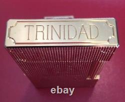 St Dupont Trinidad Linge Line 2 Limited Edition Briquet Or Laque Habanera