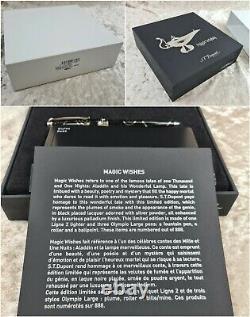 Stylo À Bille Rare S. T Dupont 888 Edition Limitée Wishes Olympo Magic (nouveau)