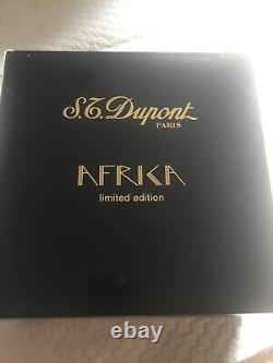 Stylo De Fontaine S. T. Dupont Africa Limited Edition