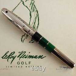 Stylo De Fontaine S. T. Dupont Leroy Neiman Edition Limitée