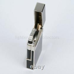 Vente S. T. Dupont Limited Edition Line 2 Lighter, 14 Diamonds New In Box