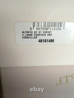 Versailles D'édition Limitée Du Pen 18k Nib Mint Box Et Papiers Non Utilisés